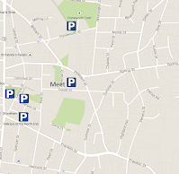 parking map