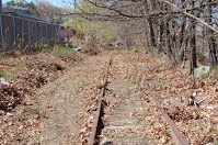 Cleared rails between Montvale and Maple in Stoneham